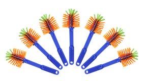 Plastic Brushes Stock Photos