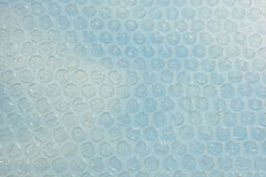 Plastic bubble wrap pattern background. Royalty Free Stock Photos