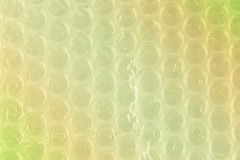 Plastic bubble wrap texture background Stock Image