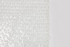Plastic bubble wrap Stock Images