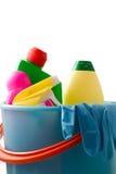 Plastic bucket Stock Photos