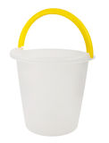 Plastic bucket Stock Images