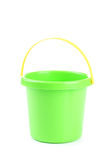 Plastic bucket Royalty Free Stock Photography