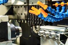 Plastic buis voor het leveren van koelmiddel aan het scherpe hulpmiddel royalty-vrije stock foto's