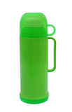 Plastic canteen Stock Images