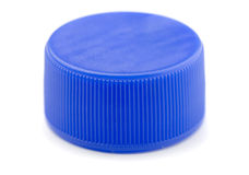 Plastic cap Royalty Free Stock Images