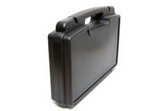 Plastic Case. Plastic black case Stock Photos