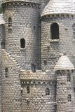Plastic Castle Royalty Free Stock Photos