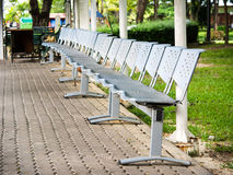 Free Plastic Chair Royalty Free Stock Photo - 34177865