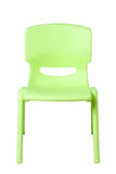 plastic chair Stock Images