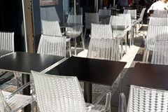 Free Plastic Chairs Stock Photography - 24688382