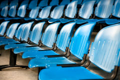 Free Plastic Chairs Royalty Free Stock Photography - 4196187