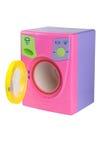 Plastic children's washing machine Royalty Free Stock Photos
