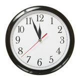 Plastic clock Royalty Free Stock Photos