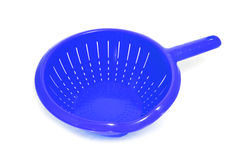 Plastic colander Royalty Free Stock Photo