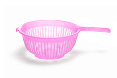 Plastic colander Royalty Free Stock Photography