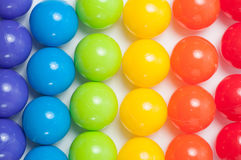 Free Plastic Colored Balls Stock Photography - 89413392