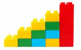 Plastic construction Stock Images