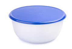 Plastic container Royalty Free Stock Images