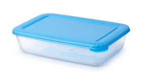 Plastic container Royalty Free Stock Photography