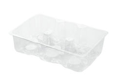Plastic container. Stock Photography