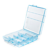 Plastic container Royalty Free Stock Image