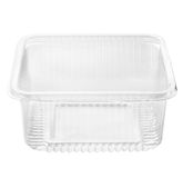 Plastic container. Royalty Free Stock Images
