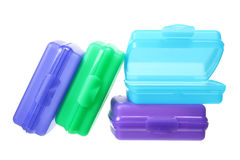 Plastic Containers Stock Photos