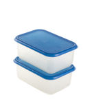 Plastic Containers Stock Photography