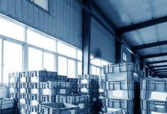 Plastic Containers Royalty-vrije Stock Foto
