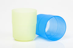 Plastic cup Royalty Free Stock Photo