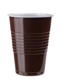 Plastic cup Royalty Free Stock Image
