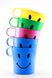 Plastic Cup Stock Photo
