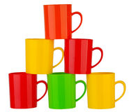 Plastic cup Royalty Free Stock Photography