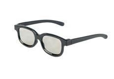 Plastic 3D glasses Royalty Free Stock Photos