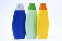 Plastic de flessenveinzerij van de kleur Royalty-vrije Stock Afbeelding