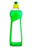 Plastic detergent bottle Stock Photos