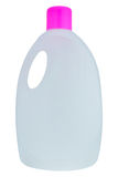 Plastic detergent fles Royalty-vrije Stock Foto