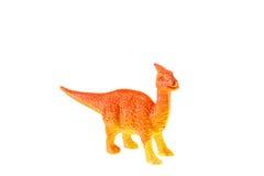 Plastic dinosaur toy Royalty Free Stock Image
