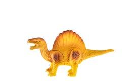 Plastic dinosaur toy Stock Photography