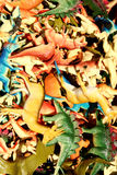 plastic djur Royaltyfria Bilder