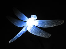 Plastic Dragonfly Royalty Free Stock Photos