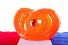 A plastic Dutch crown Royalty Free Stock Photo