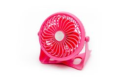 Plastic fan Royalty Free Stock Photography