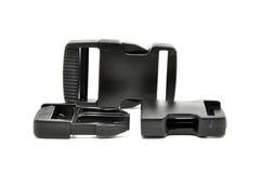 Plastic fastenings Stock Image