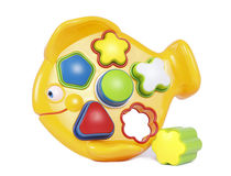 Plastic fish toy 3 Stock Photography