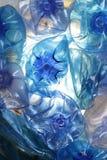 Plastic flaskor Royaltyfria Foton