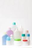 Plastic flaskor Arkivbilder