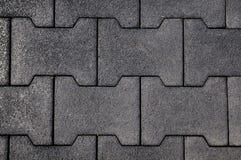 Plastic flooring Stock Images