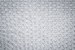 Plastic foil as a background Stock Images